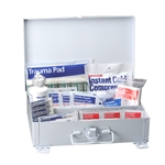 25 Person / OSHA First Aid Kit Metal Box