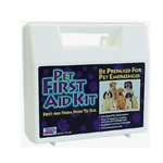 Large, Pet First Aid Kit - 44pc