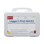 Logger's First Aid Kit - 16 Unit Plastic Case
