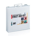 Metal Case / Restaurant First Aid Kit
