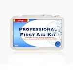 Professional First Aid Kit with Gasket, 71 pieces